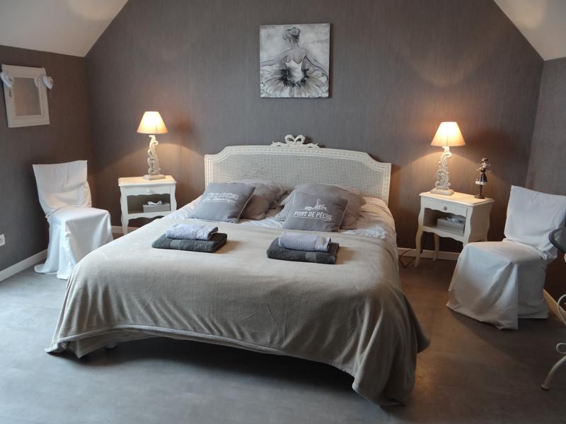 Chambre d 39 hotes en normandie label gites de france - Normandie chambre d hote ...