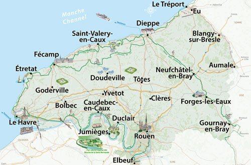 Offre Spéciale Gîte de France Normandie - Normandie - gites-chambres-hotes - location-vacances - week-end - camping - hebergement-plein-air - courts-sejours