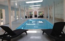 Une location de vacances avec piscine en normandie for Location maison avec piscine en normandie